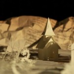 Going West 3 – a stunning paper stop motion animation by Andersen M Studio