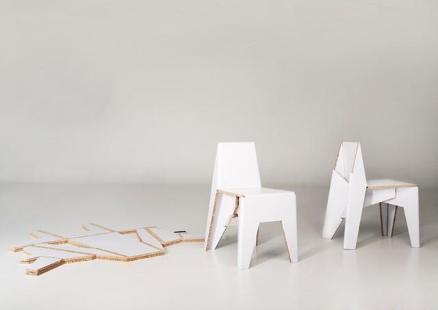 Yksi Chair by Antti Pulli and Alexander Brink