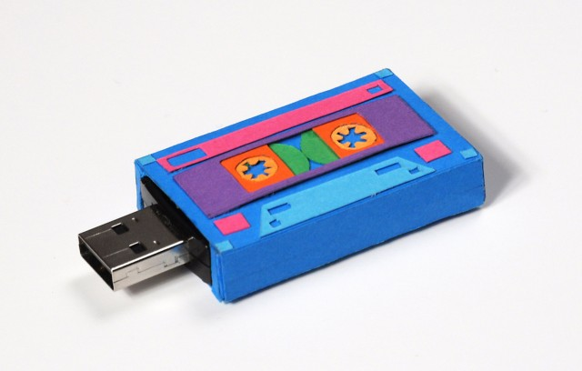 zim and zou - paper usb tape 3