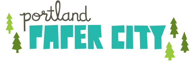 Portland Paper City 2011 Logo