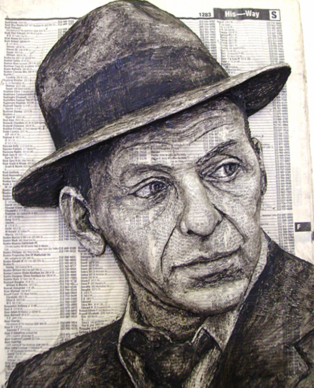 alex queral frank sinatra
