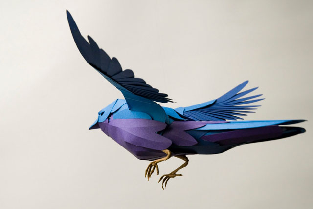 andy singleton liberty paper bird
