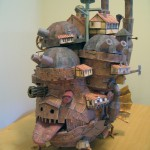 Howl's Moving Castle Papercraft - Ben Millet 1