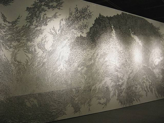 Incredible Paper Cut Tapestries by Tomoko Shioyasu Blessing Wall
