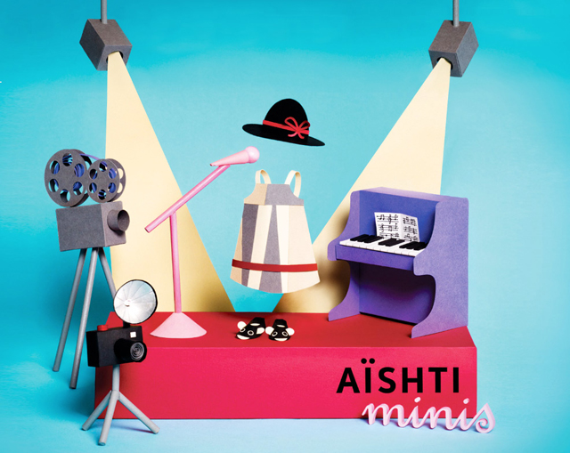 Jessica Walsh Minis Campaign