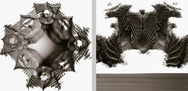 michael hansmeyer complex cardboard columns through computational architecture