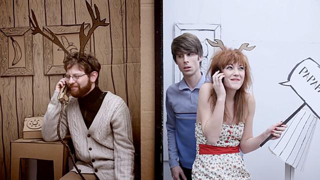 Panache Music Video Filles et Garçons: un dilemme