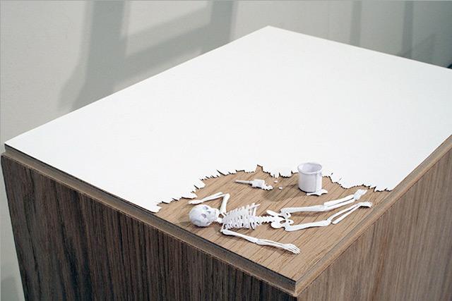 Paper Sculptures by Peter Callesen