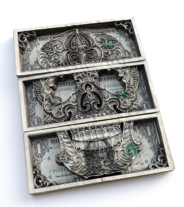 Scott Campbell: Tattoos and Money