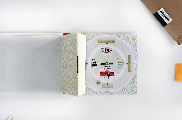 Paper Record Player by Kelli Anderson
