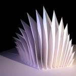 Peter Dahmen - Six Paper Sculptures 6