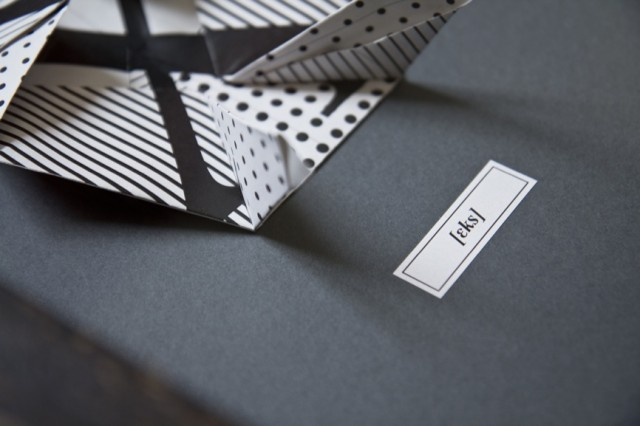 Happycentro Typographic Origami