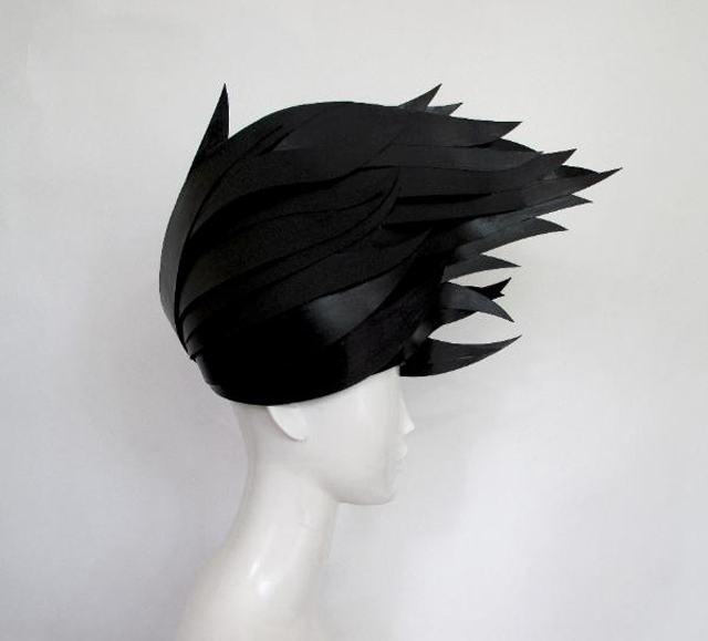 Paper-Cut-Project Wig Designs for Kate Spade