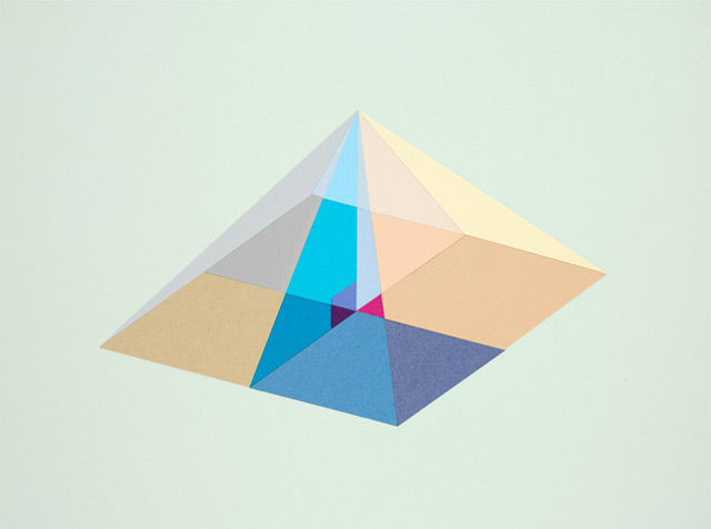 strictlypaper - golden ratio - calvin klein - Golden-pyramid