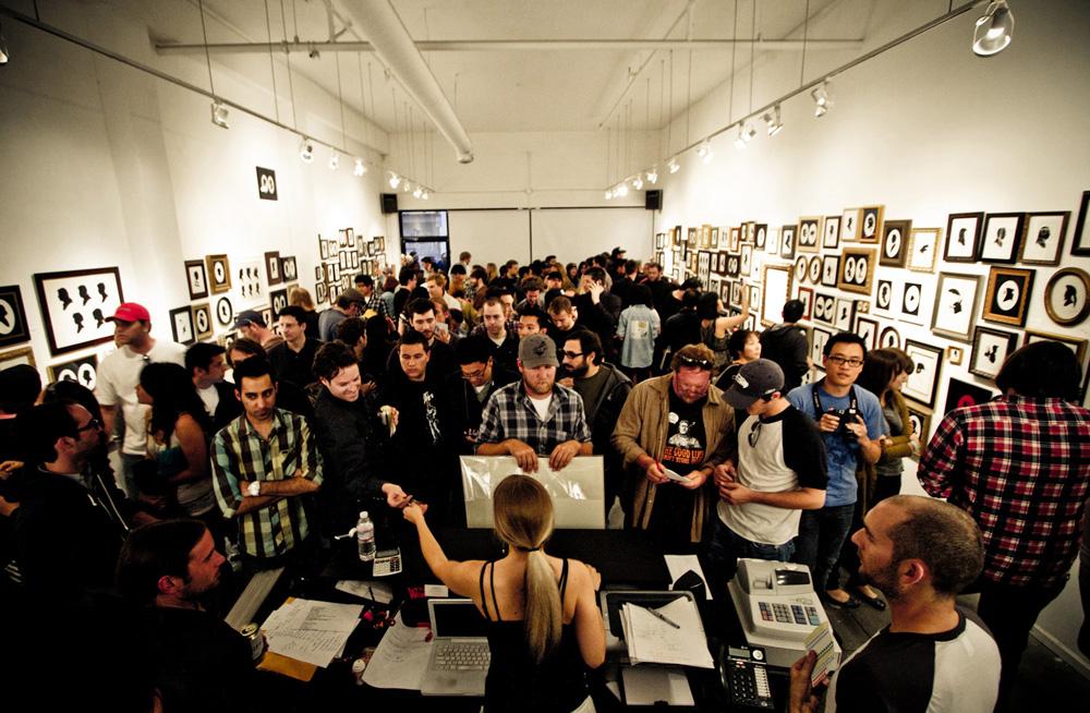 """Résultat de recherche d'images pour """"The Olly Moss Art Show @ Gallery 1988"""""""