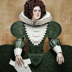 Cardboard Ladies by Christian Tagliavini Renaissance