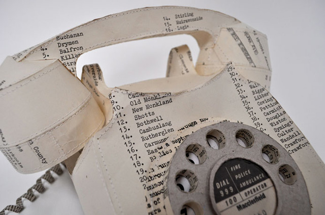 Incredible Devices From Salvaged Paper