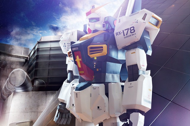 Strictlypaper - 7ft Gundam Papercraft - Visualspicer - Taras Lesko - Fantasy 1