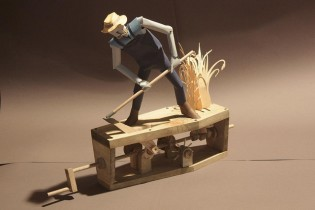 Bunraku - Farmer Automaton