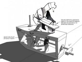 Bunraku - Baker Automaton Plan