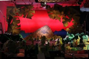 Strictlypaper - Bunraku Opening Titles - Making Of - 6