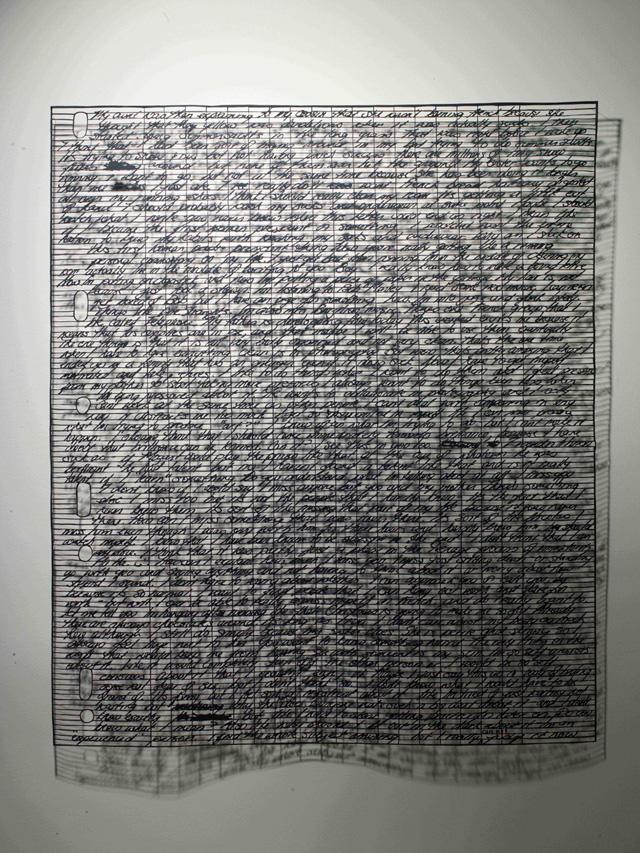 Paper Cut Letters by Annie Vought | strictlypaper