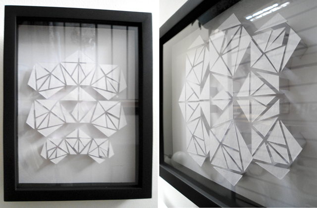 Relief Paper Cuts by Laura Kasalo