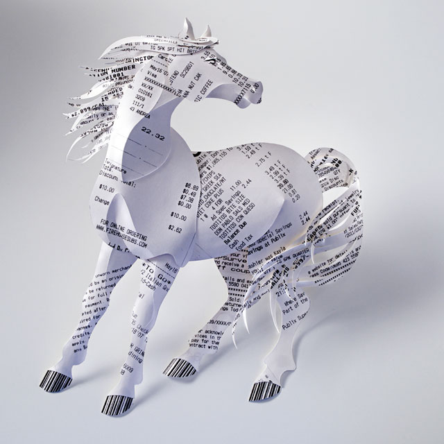 Interview with Paper Sculptor Gail Armstrong