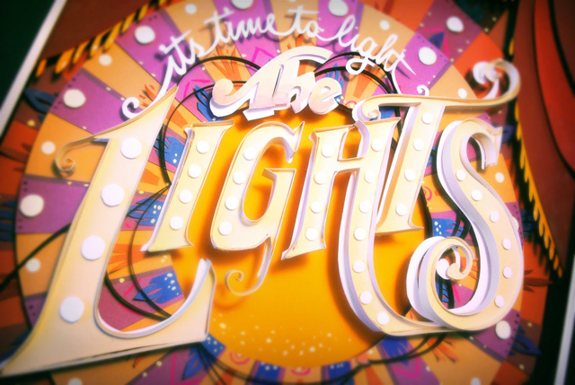 Muppets Tribute: Its Time to Light the Lights by Brittney Lee