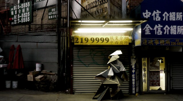 Clemens Behr - NYC 2011 - Chinatown