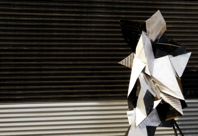 Clemens Behr - NYC 2011 - Rolltor