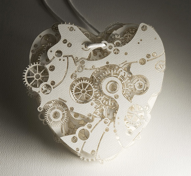 Clockwork Love Jewelry by Tjep - Safe