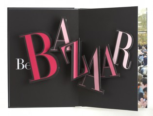 Interview With Paper Artist Benja Harney - Harpers Bazaar