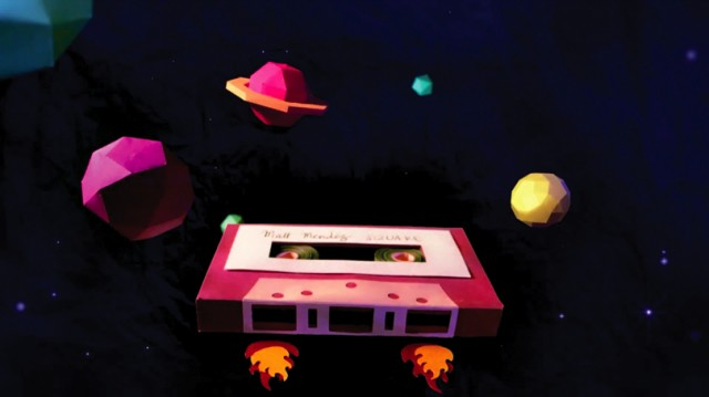 Matt Mendez: Square by Paper Donut