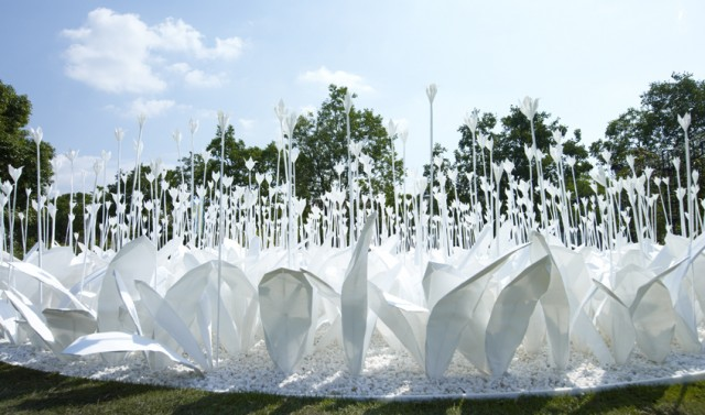 Anouk Vogel Landscape Architecture - Paper Garden - 3