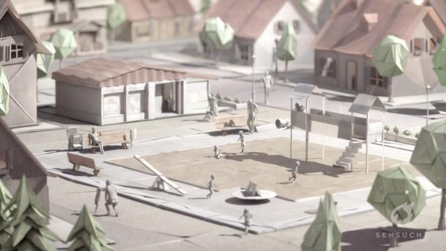 Sehsucht - Deutsche Fernsehlotterie - Paper World - 3