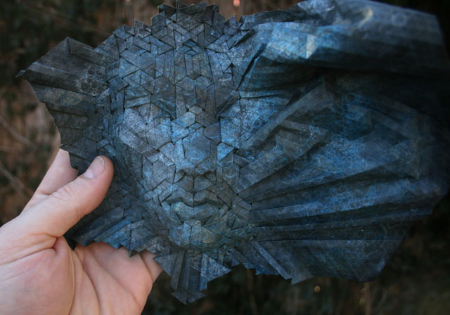 Origami Tessellations by Joel Cooper