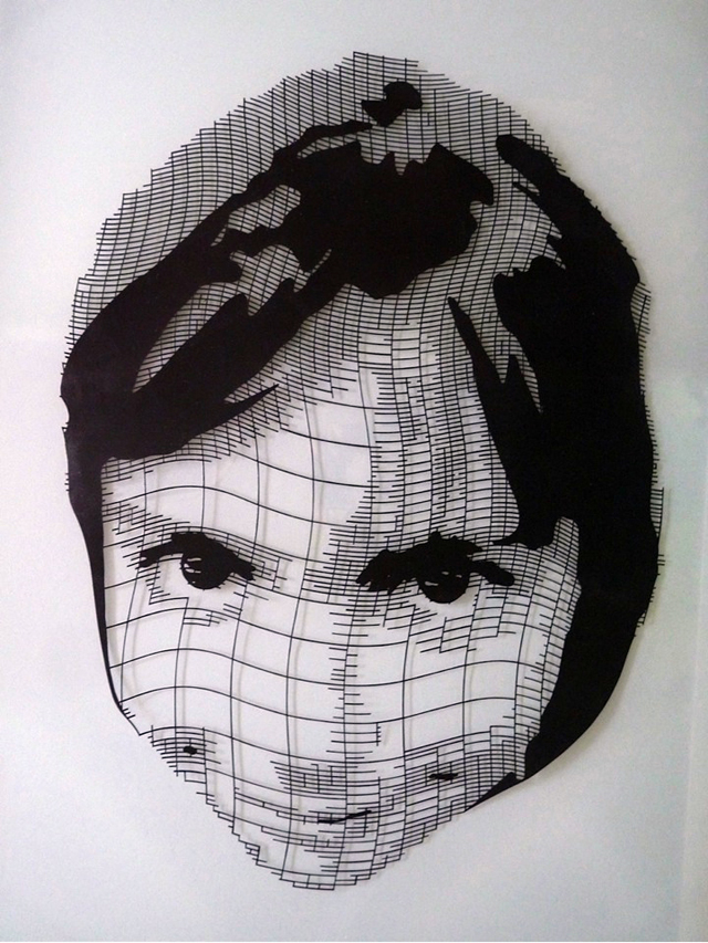 Stencil Art by Kris Trappeniers