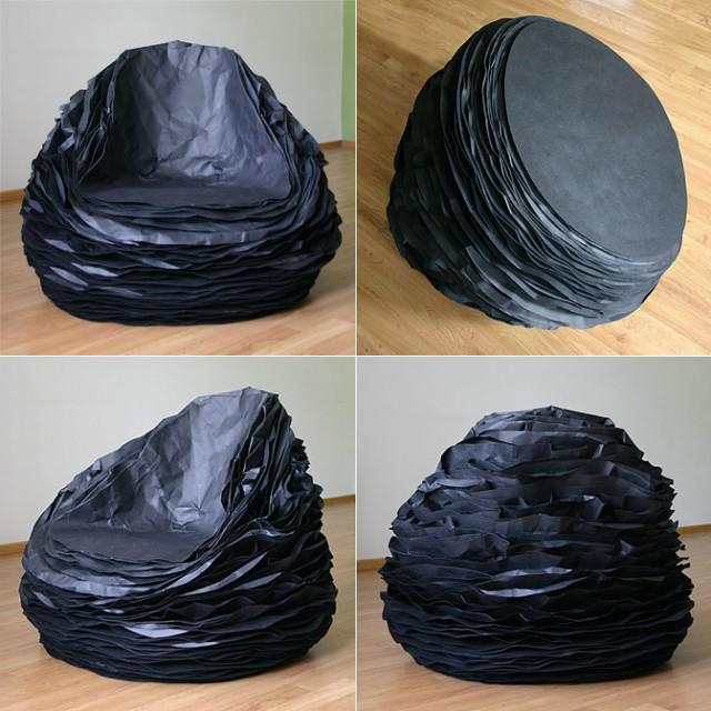 kibardin design - black paper 37 - multiple views