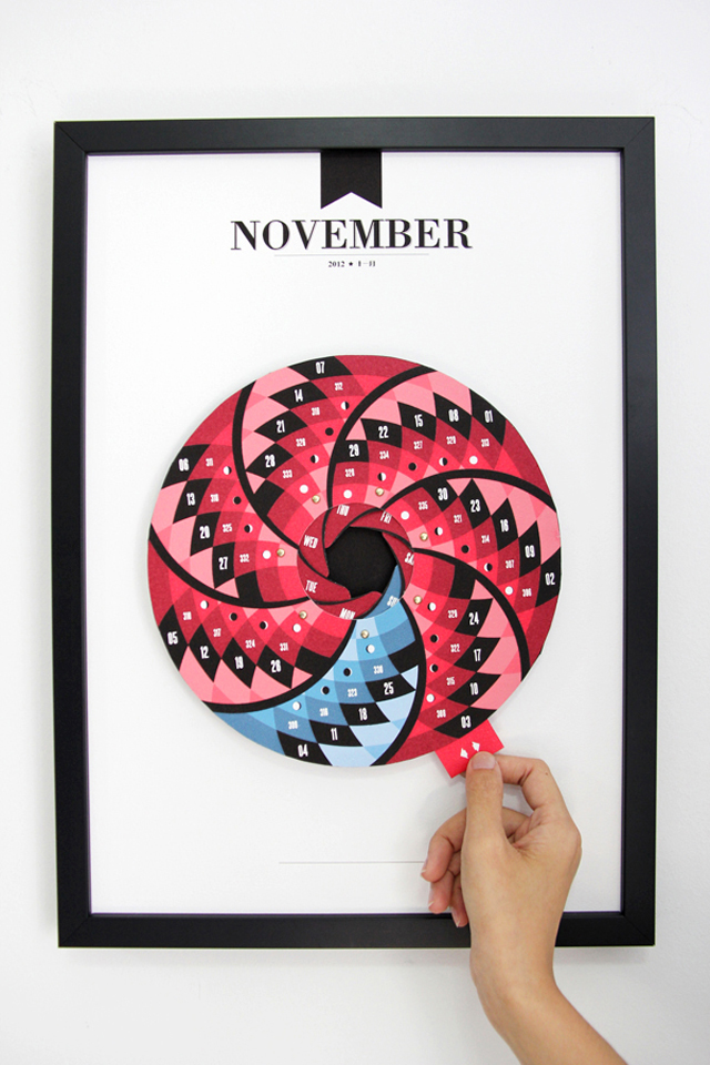 Pattern Matters: November 2012
