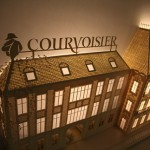 Courvoisier's Paper Craft Pop-Up
