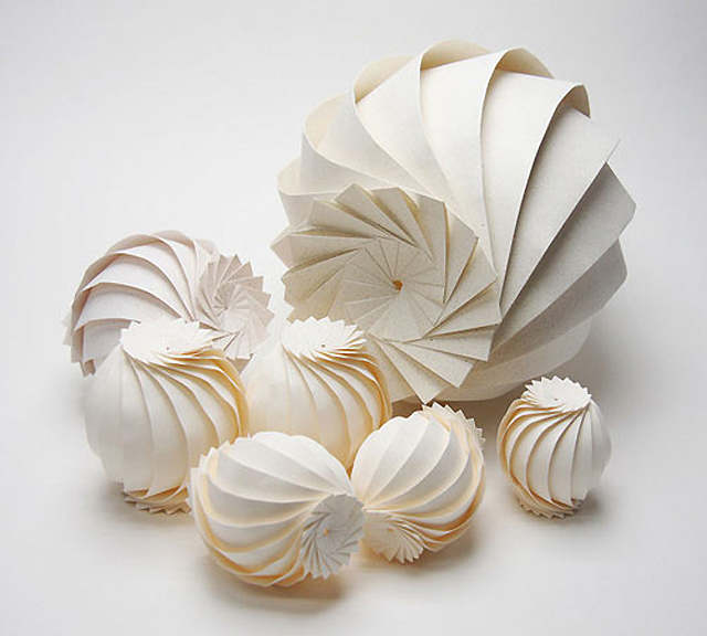3D Origami by Jun Mitani