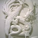Interview With Relief Paper Sculpture Artist Jeff Nishinaka