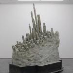 Massive Book Sculptures Revealing Cities