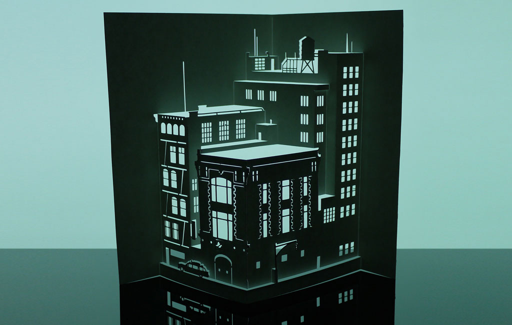 New Horrorgami - Ghostbusters