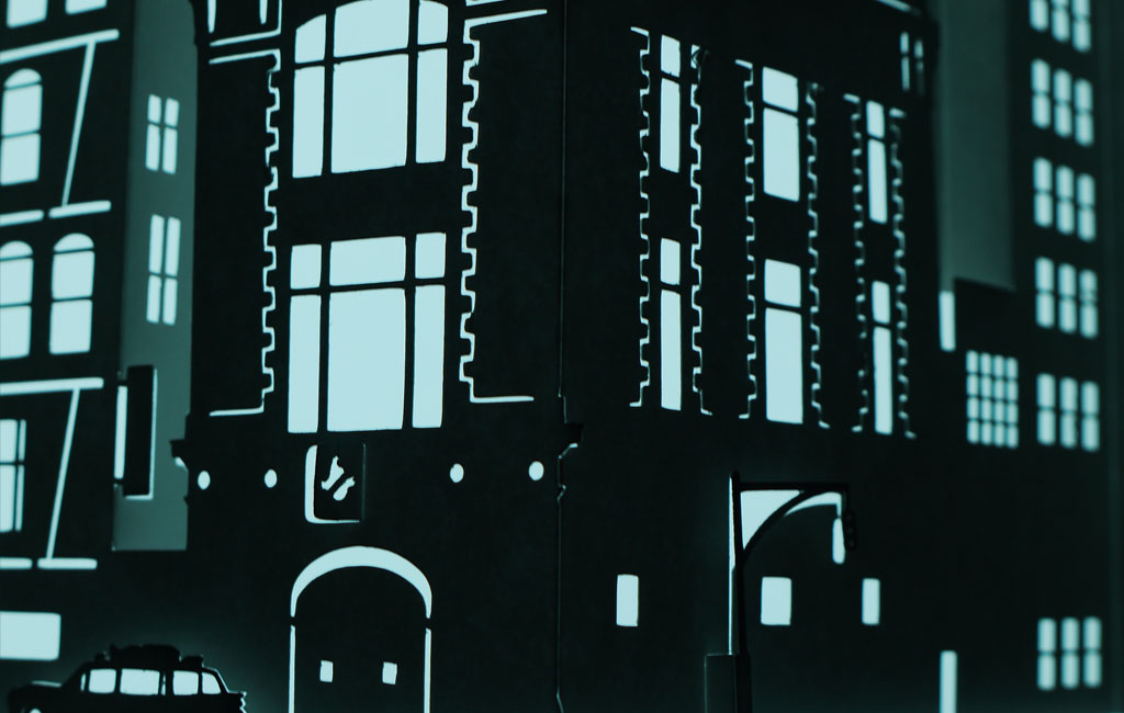 New Horrorgami - Ghostbusters Detail