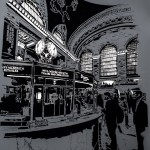 ON PAPER - Grand Central Exhibition