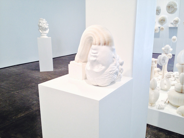 Li Hongbo Tools Of Study Solo Exhibition at Klein Sun Gallery zoom