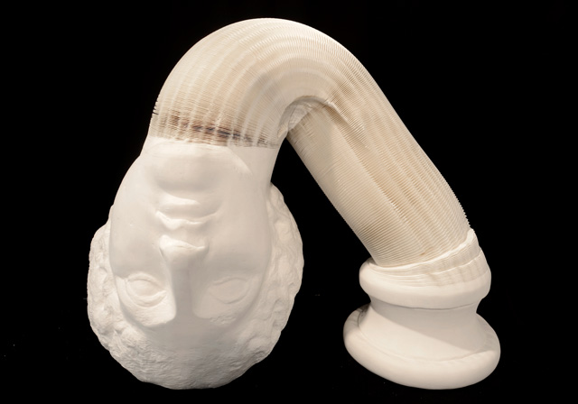 Li Hongbo Tools Of Study Solo Exhibition at Klein Sun Gallery Athena Bent