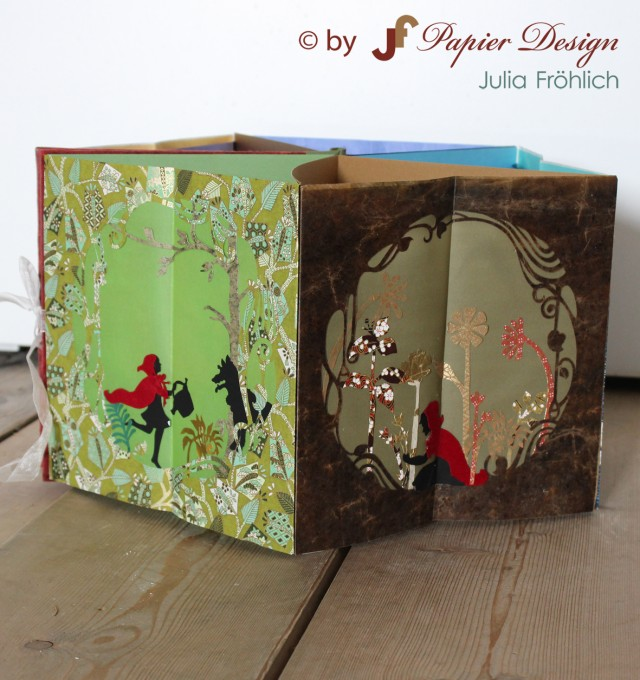 Little Red Riding Hood Light Book by Julia Froehlich